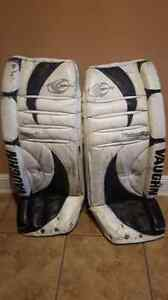 Full set of Goalie equipment