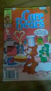 Vintage Collectible Care Bears Comic Book