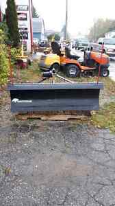 UTV Snow plow attachment