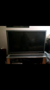 55 inch Sony WEGA HDD  TV