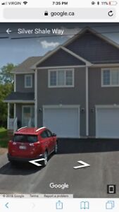Banff model semi-detached home in the North End of Moncton