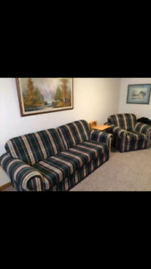 Couch & Chair