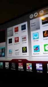 LG 42 Inch LED Smart Tv . $350