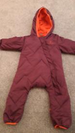 Hi Gear Baby Snuggle suit / Snow Suit