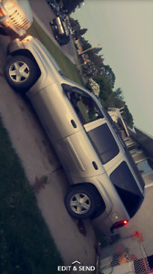 2003 trailblazer!