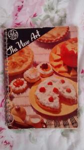 1946-GE (General Electrics)-The New Art cookbook/livre recettes West Island Greater Montréal image 1