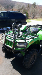 05 arctic cat 650 v2