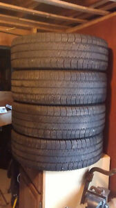 GOODYEAR WRANGLER 255/75R17 Set of 4 or 5