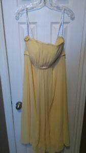 Formal dress (size 18 but fits 16)