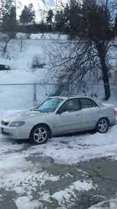 Kelowna 2001 Mazda Protege SE