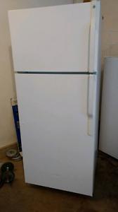 GE fridge for sale.
