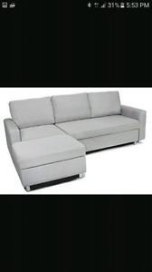 Wanted sectional sofa bed