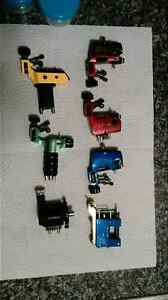 7 Rotary Tattoo Machines for trade