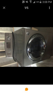 Lg washer tromm for free for parts.( moter was sold).