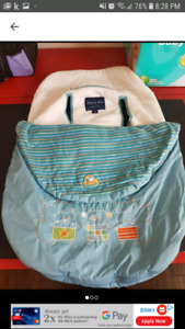 Baby Carseat Winter Cover