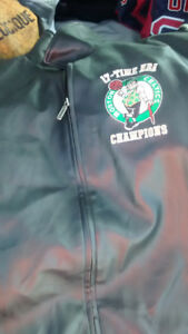 Boston celtics coat