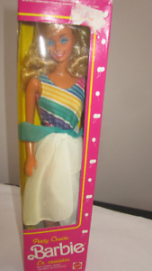 1986 Party Cruise Barbie (En Croisierè) doll Mattel # 3075
