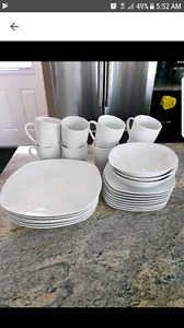 CANVAS dish set