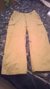 Fire Fly Snow Pants- Men's Small