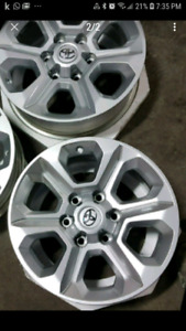 rims 17 inch toyota tacoma 4runner