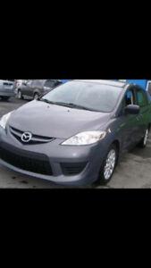 2007 Mazda Mazda5 Minivan, Van