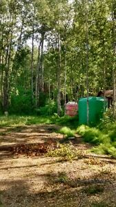 RV lot for sale , Slave Lake AB