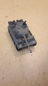 Remote control airsoft german tiger tank
