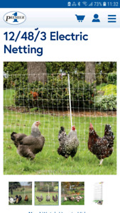 Poultry Chicken Netting Fence by Premier 1