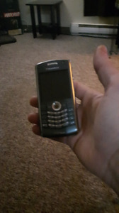 Blackberry Pearl 8130 - Bell