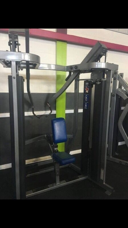 Hammer strength MTS Row machine | in Llanelli