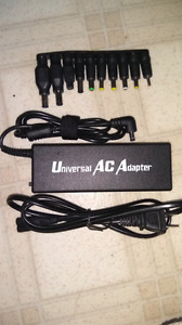 Universal Power Supply AC Adapter Charger for Notebook