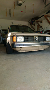 1983 Volkswagen Rabbit Ls Turbo