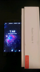 Xiaomi Redmi Note 4 Android Unlocked