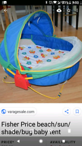 Fisher Price Infant Tent