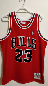 Michael Jordan Authentic Mitchell and Ness 1997-1998 jersey