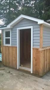 BRAND NEW GARDEN SHED London Ontario image 1