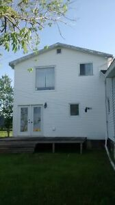 For rent; Two bedroom, to storey home in Malagash.