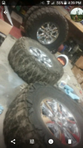 37/13.50/18's nitto mud grapplers