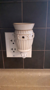 Outlet warmers