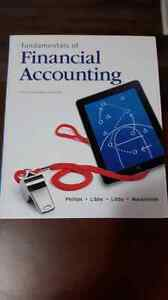 Fundamentals of Financial Accounting 3rd Canadian edition