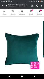 Brand new cushion
