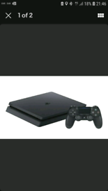 Ps4 with one pad