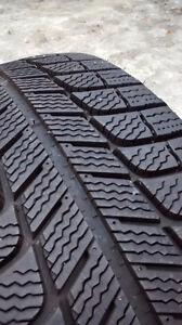 P215/55R16 Michelin X-ice--1 tire-