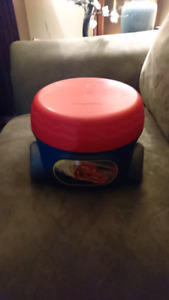 "Disney's ""Cars"" potty for sale"