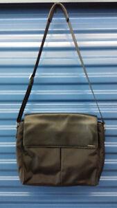 MINT  $1200 Zegna Messenger  shoulder bag Made In Italy  $200