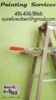 Painting Services |  Wall repair