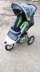Velco baby jogging stroller