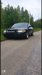 2002 grand marquis ls  trade for a jeep or truck