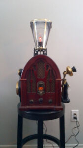 Edison Spirit Detection and Communication Device Steampunk Prop