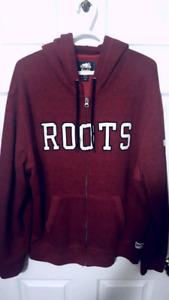 Roots Hoodie XL